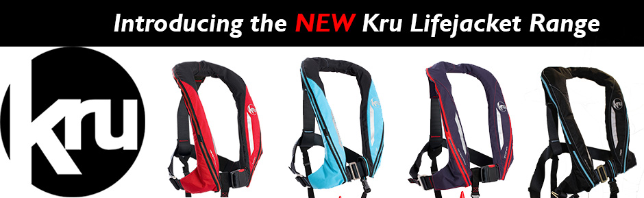 New Kru lifejacket range