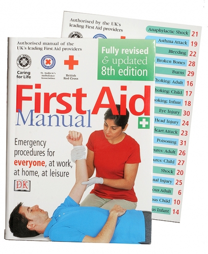 Ocean Safety Ltd - Ocean Safety First Aid Manual - St Johns