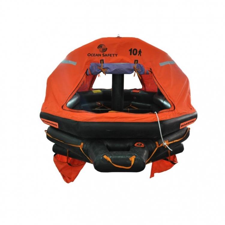 Ocean Safety Ltd - Ocean Safety Ocean - Self-Righting liferaft