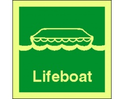 4100jj lifeboat sign