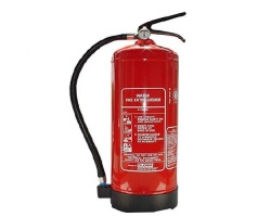 fir0700 9l water fire extinguisher