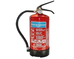 Large Powder Fire Extinguisher